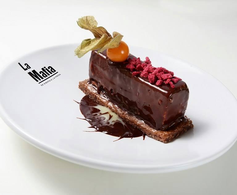 Los postres con chocolate de La Mafia se sienta a la mesa 1 - Nuestros postres con chocolate, porciones de felicidad