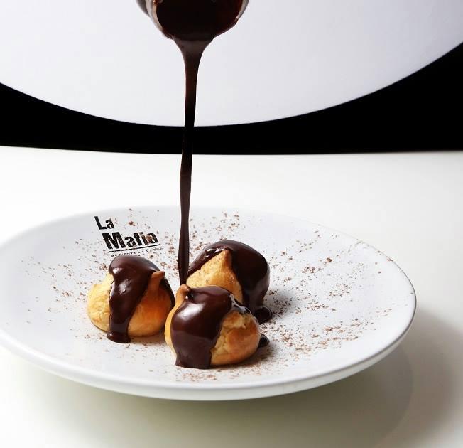 Los postres con chocolate de La Mafia se sienta a la mesa 2 - Nuestros postres con chocolate, porciones de felicidad