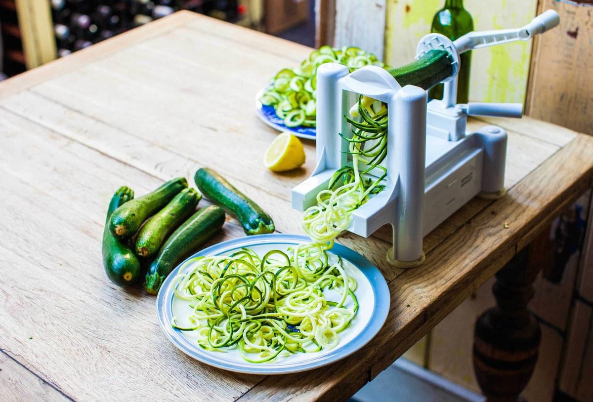 Saghettis vegetales la última tendencia foodie 2 2 - Spaghettis vegetales, la última tendencia foodie