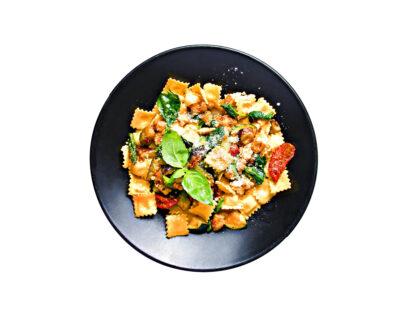 Sorpresa de Frutta de La Mafia se sienta a la mesa 1 400x320 - 3 platos de nuestra carta para un bronceado perfecto
