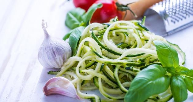 Spaghettis vegetales la última tendencia foodie 1 - Spaghettis vegetales, la última tendencia foodie