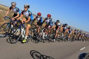El Campus de Alberto Contador comienza en Zaragoza