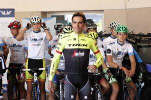 Contador selecciona a las futuras promesas del ciclismo profesional