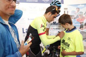 Alberto Contador: «Están saliendo corredores jóvenes que nos darán muchas alegrías»
