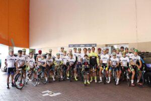 La capital aragonesa acoge el V Campus Selección La Mafia-Fundación Alberto Contador