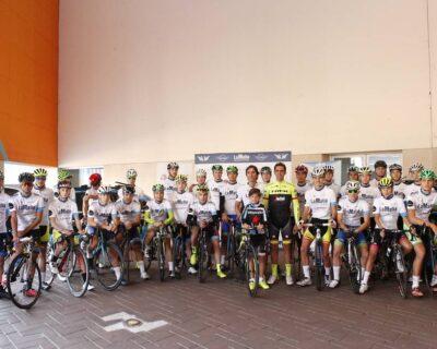 DKgrQpCW0AI7S5v 400x320 - La capital aragonesa acoge el V Campus Selección La Mafia-Fundación Alberto Contador