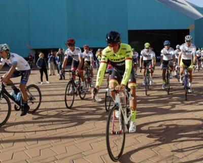 DKgrU7PWAAUjvhi 400x320 - El Campus La Mafia-Contador reúne a las promesas del ciclismo español