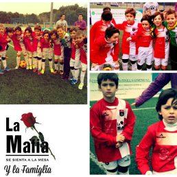 La Mafia se sienta a la mesa, una familia comprometida con el deporte
