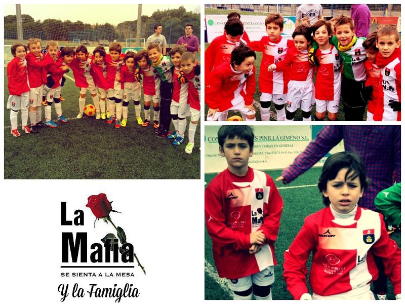 La relación de La Mafia se sienta a la mesa con el deporte 1 - La Mafia se sienta a la mesa, una familia comprometida con el deporte