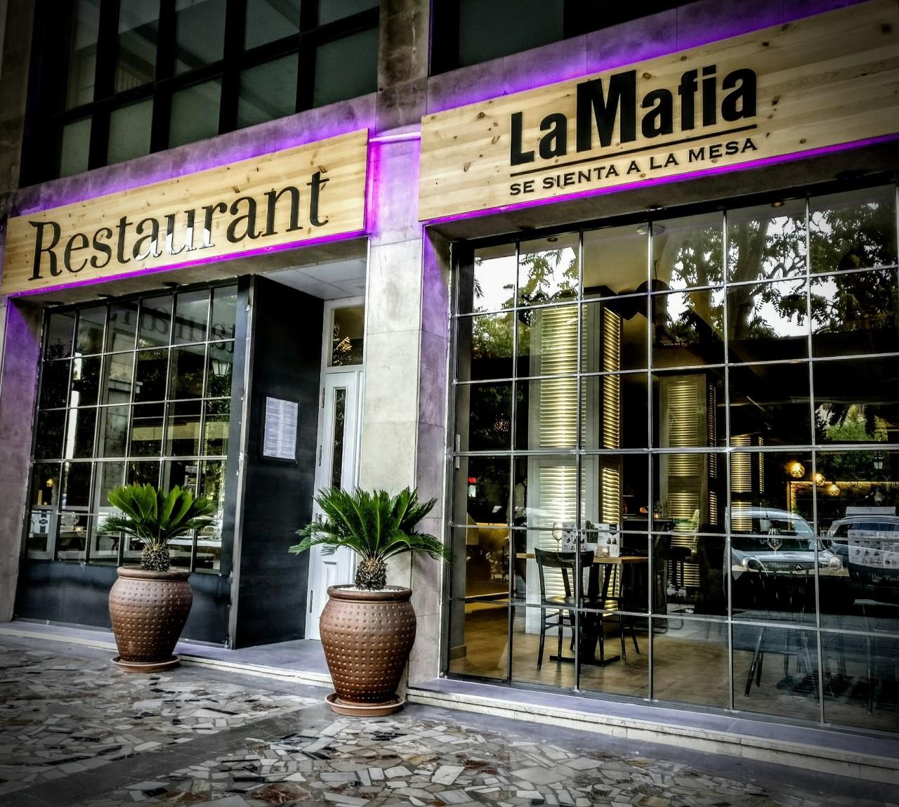 Nueva apertura de La Mafia se sienta a la mesa 1 1 - La Mafia se sienta a la mesa abrirá en las Islas Canarias su segundo restaurante