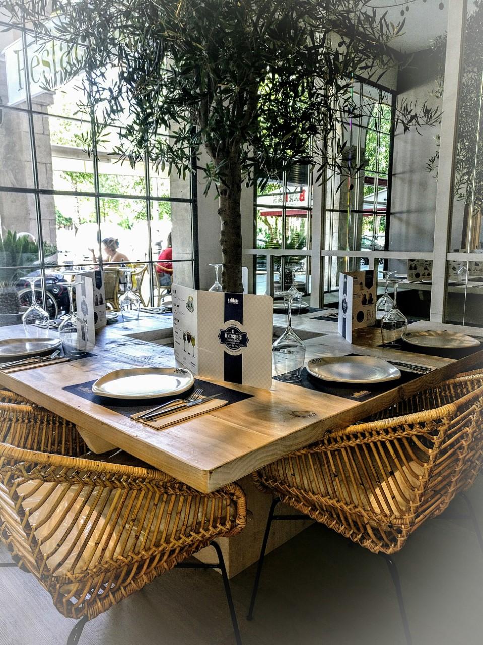 Nueva apertura de La Mafia se sienta a la mesa 2 - La Mafia se sienta a la mesa abrirá en las Islas Canarias su segundo restaurante