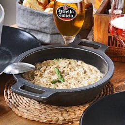El arroz, clave en la dieta mediterránea