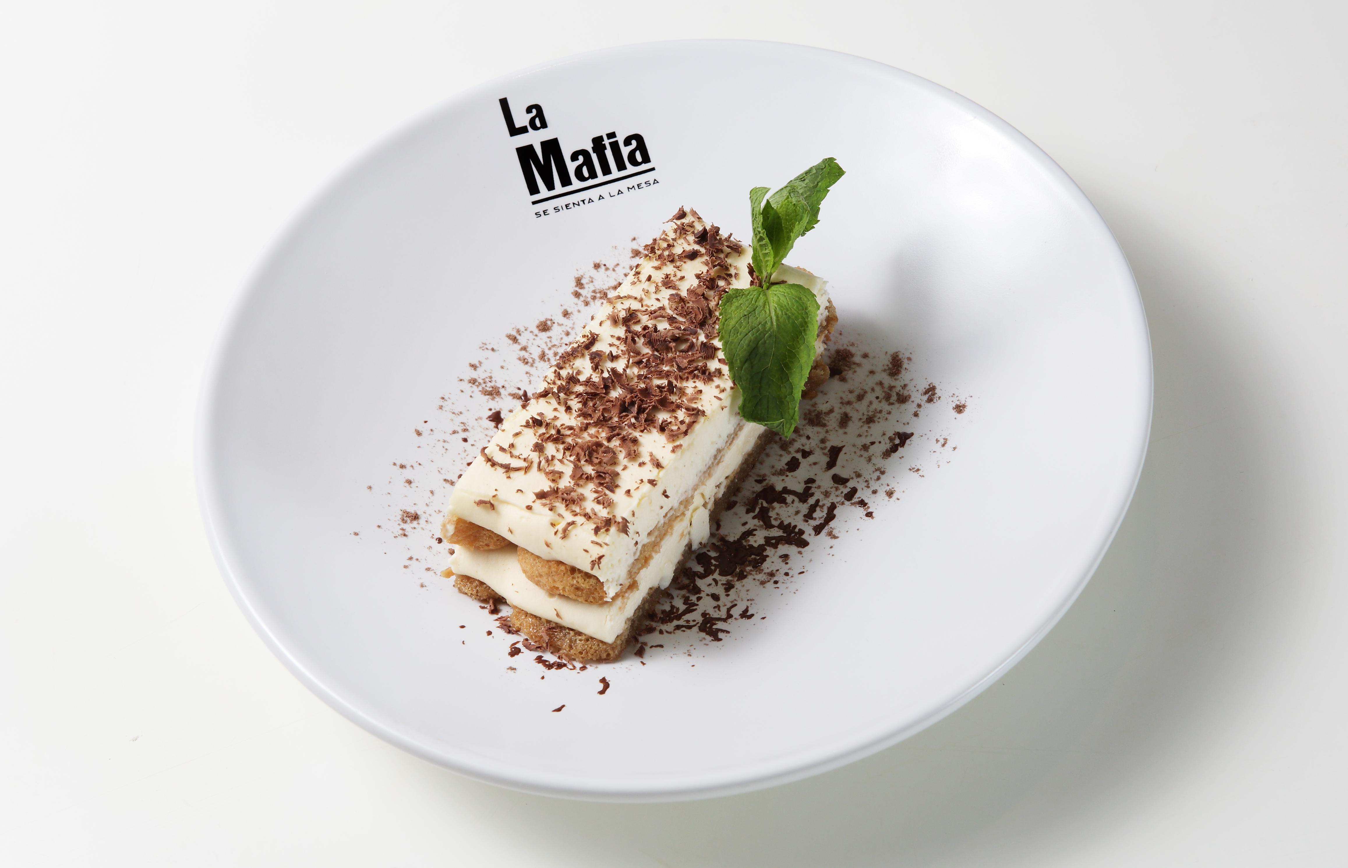 Tiramisú de La Mafia se sienta a la mesa - Mascarpone, toda la cremosidad de Lombardía