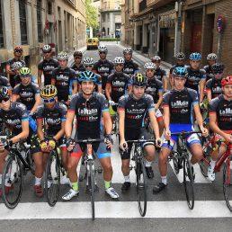 La Mafia acoge en Zaragoza el V Campus de Selección de la Fundación Alberto Contador