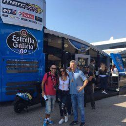 ¿Ventajas de ser Fidelity? – Experiencia VIP en el Gran Premio de Aragón