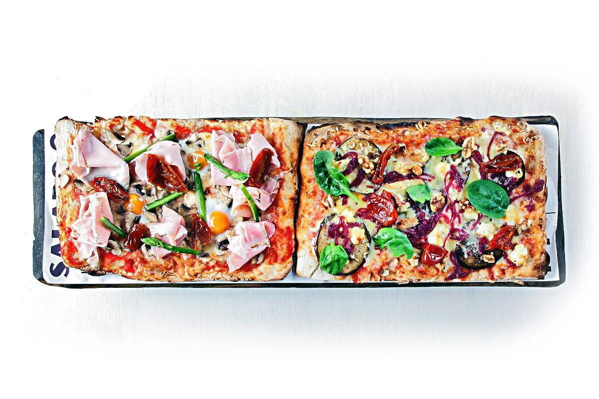 Pizza con Porchetta Edición Limitada - Porchetta, una delicia de la gastronomía italiana