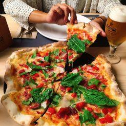 Pizza… ¿Romana o napolitana?