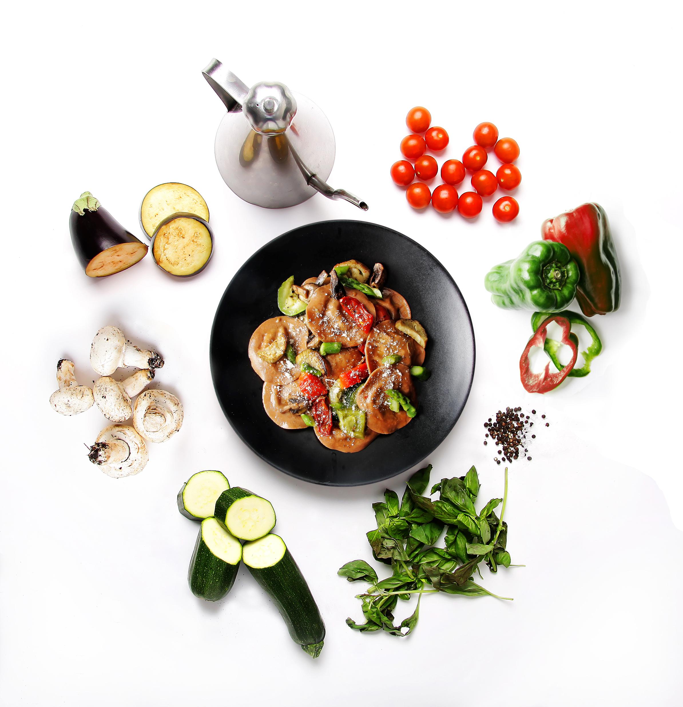 bodegonpastafinal - Tomate y cocina mediterránea, un tándem indisoluble