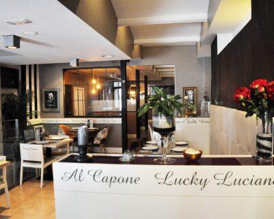 casa jimenez 25 400x320 - 'La Mafia se sienta a la mesa': decoración y gastronomía
