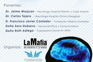 'La Mafia se sienta a la mesa' y la Fundación Contador organizan una jornada de concienciación sobre el ictus