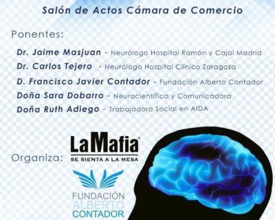 HablemosDelIctus FundacionContador LaMafiasesientaalamesa 400x320 - 'La Mafia se sienta a la mesa' y la Fundación Contador organizan una jornada de concienciación sobre el ictus