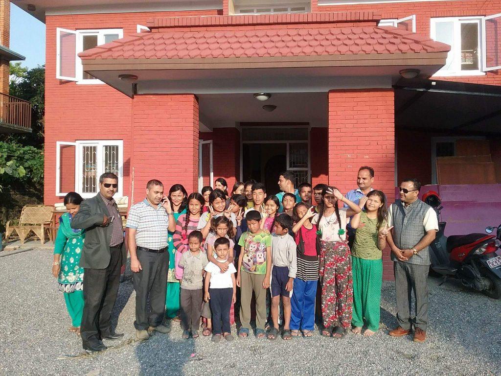 received 10156921296194012 1024x768 - Lotería de Navidad para ayudar a los niños del orfanato My Home (Nepal)