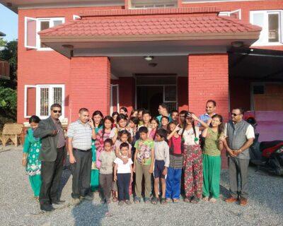 received 10156921296194012 400x320 - Lotería de Navidad para ayudar a los niños del orfanato My Home (Nepal)