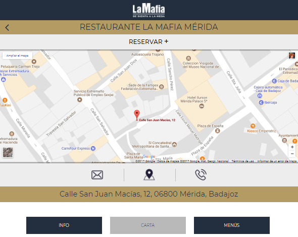 merida2 - Nuevo restaurante ítalo-mediterráneo en Mérida