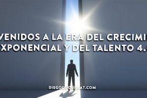 Javier Floristán: «Bienvenidos a la era del Crecimiento Exponencial y del Talento 4.0 en los restaurantes»