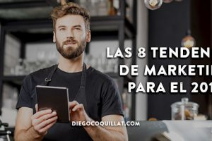 Las 8 tendencias principales de marketing para restaurantes en 2018