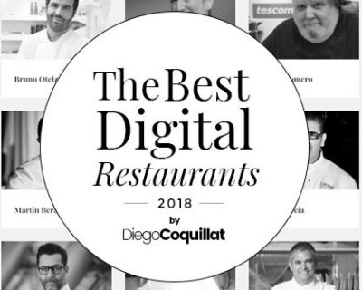 premioscoquillat 400x320 - 'La Mafia se sienta a la mesa', nominada a los premios The Best Digital Restaurants