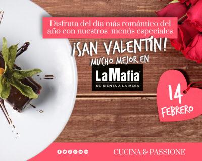 MAFIA San valentín YOUTUBE 400x320 - La Mafia se sienta a la mesa en el día más romántico del año