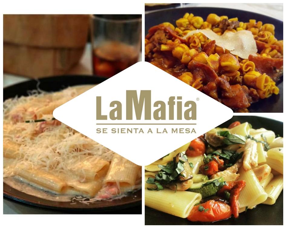 Diseño sin título - 'La Mafia se sienta a la mesa', ideal para bautizos y comuniones
