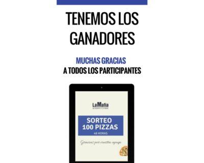 hoy a las 21 00 1 400x320 - Ganadores del sorteo de las 100 pizzas