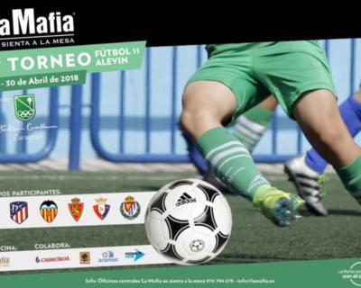 1 Torneo Futbol 11 Alevín La Mafia se sienta a la mesa