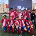 01 Torneo Fútbol 11 Alevín - La Mafia se sienta a la mesa, comprometida con el deporte