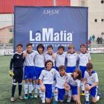 02 Torneo Fútbol 11 Alevín - La Mafia se sienta a la mesa, comprometida con el deporte
