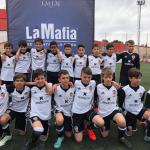 03 Torneo Fútbol 11 Alevín - La Mafia se sienta a la mesa, comprometida con el deporte