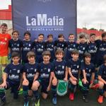 04 Torneo Fútbol 11 Alevín - La Mafia se sienta a la mesa, comprometida con el deporte