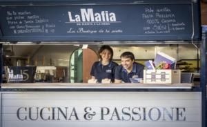 Food Truck 'La Mafia se sienta a la mesa' - Torneo Fútbol 11 Alevín