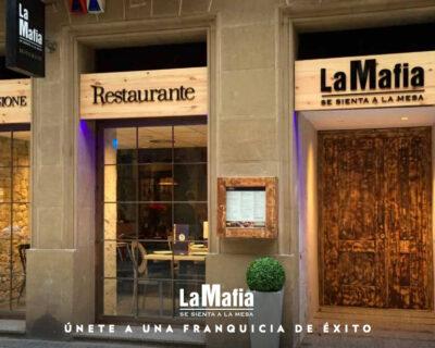 Expofranquicia 2018 La Mafia se sienta a la mesa Franquicia de exito 400x320 - Expofranquicia 2018: invierte en una franquicia de éxito y únete a nuestra gran familia