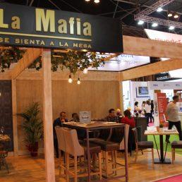 Éxito de ´La Mafia se sienta a la mesa´ en ExpoFranquicias 2018