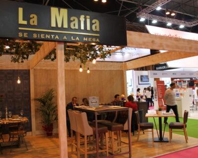 Expofranquicias 2018 2 400x320 - Éxito de ´La Mafia se sienta a la mesa´ en ExpoFranquicias 2018