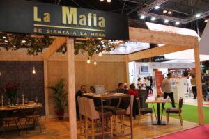 ´La Mafia se sienta a la mesa´ participa en Expofranquicia