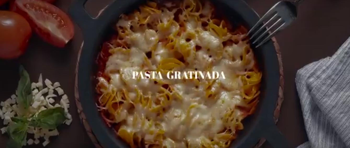 pasta gratinada bueno - Pasta gratinada - Cocina con 'La Mafia se sienta a la mesa'