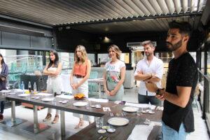 Presentación de la nueva carta en Madrid