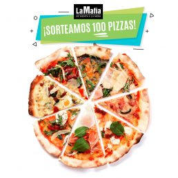 Sorteo del verano: ganadores de las 100 pizzas