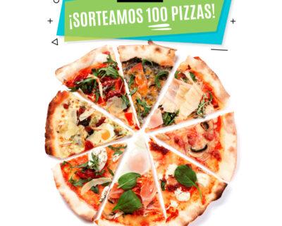 Gif Pizzas trozos Sorteo 100 Pizzas 400x320 - Sorteo del verano: ganadores de las 100 pizzas