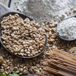 Fettuccine de espelta, platos sabrosos y saludables