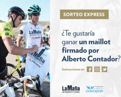 Contador Alberto Contador / 'La Mafia se sienta a la mesa'
